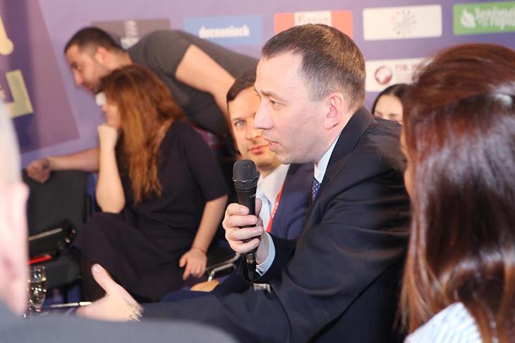 Руководитель экономического отдела компании WINKHAUS Сергей Сергеев