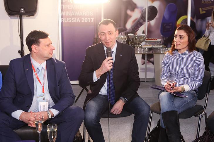 Сергей Сергеев, руководитель экономического отдела компании WINKHAUS