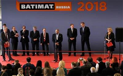 В Москве с успехом прошла выставка batimat russia