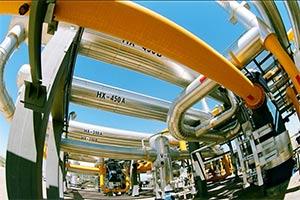 В Туркменистане появится газохимический комплекс производящий 100 тыс. тонн поливинилхлорида в год