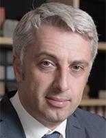 Андрей Сазонов, директор Департамента промышленности концерна «КРОСТ» (Москва)
