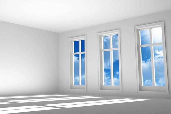 Окна могут испортить новоселье