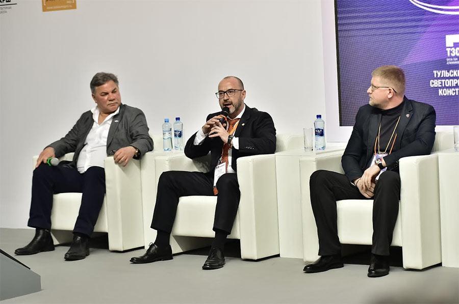 «Оконный бизнес вчера, сегодня, завтра. Отраслевая тренд-панель в рамках Бизнес-форума WinAwards Russia